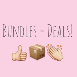 Other - BUNDLE TO SAVE MORE <3